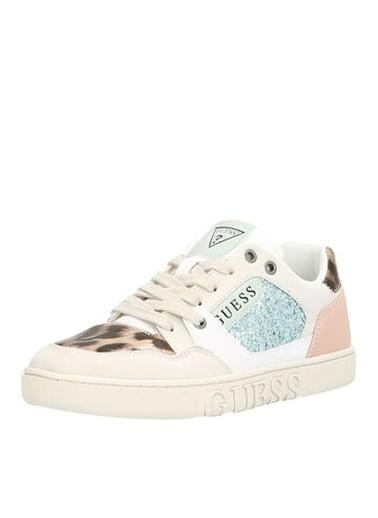 Guess Guess Sneaker Beyaz